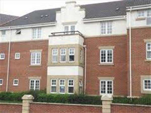 2 Bedrooms Apartment Flat for rent in Grasscroft House, Archdale Close, Chesterfield