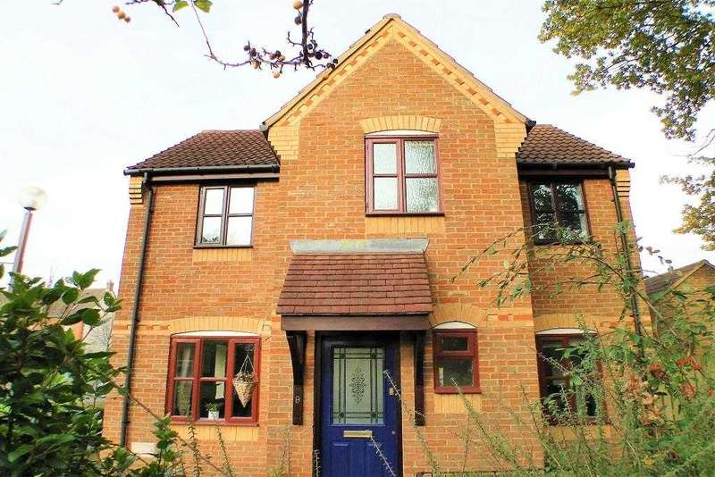 3 Bedrooms Detached House for sale in Bridlington Crescent, Milton Keynes