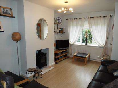 2 Bedrooms Terraced House for sale in Hazelmere Close, Allesley Park, Coventry, West Midlands