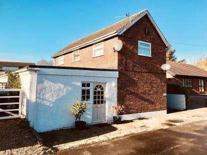 2 Bedrooms Flat for sale in The Studio, Allenby Crescent, Fotherby, Louth