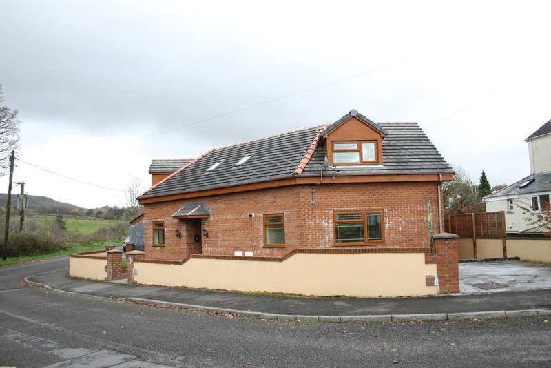 4 Bedrooms Detached House for sale in Bryndulais Row, Seven Sisters