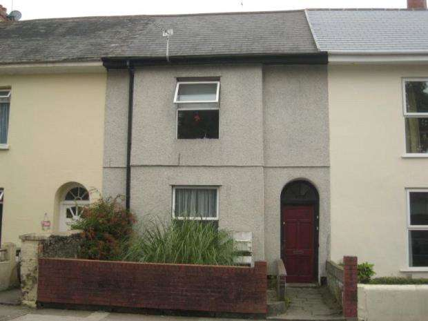 2 Bedrooms Flat for sale in North Road West, Plymouth, Devon