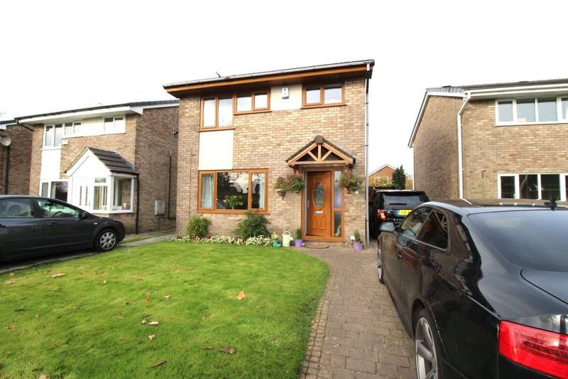3 Bedrooms Detached House for sale in Langport Close, Fulwood, Preston, PR2