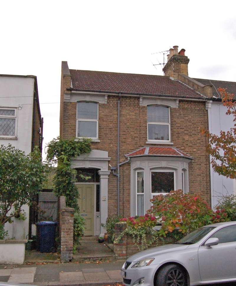 1 Bedroom Apartment Flat for sale in First Floor Flat, Shakespeare Road, Acton, London, W3 6SB