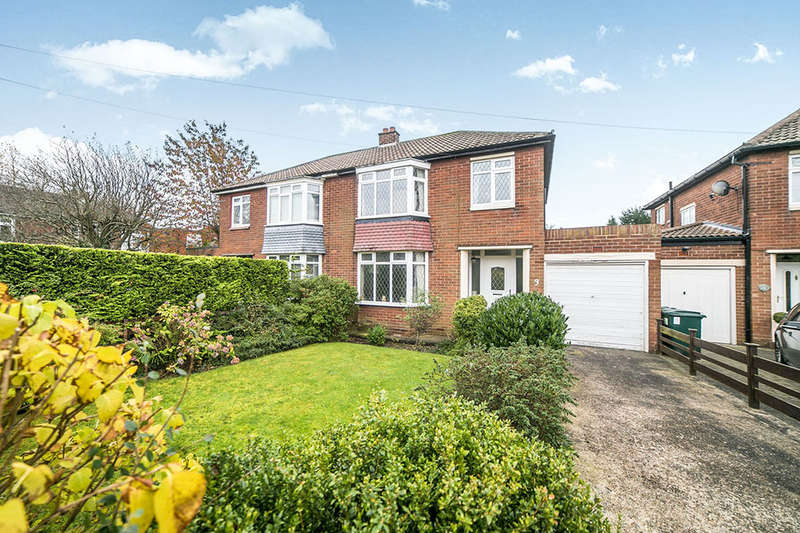 3 Bedrooms Semi Detached House for sale in Mayfield, Whickham, Newcastle Upon Tyne, NE16