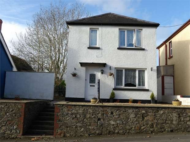 2 Bedrooms Detached House for sale in Prendergast, Haverfordwest, Pembrokeshire