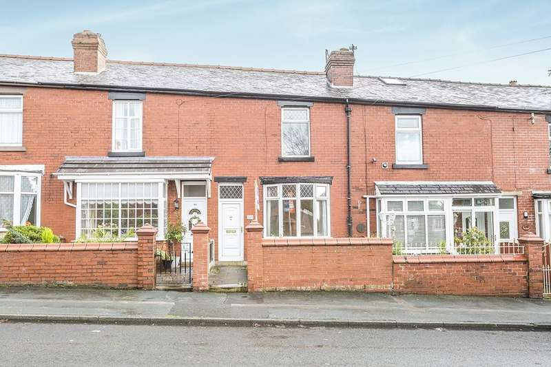 2 Bedrooms Terraced House for sale in Yarrow Road, Chorley, PR6