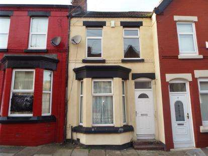 2 Bedrooms Terraced House for sale in Bell Street, Liverpool, Merseyside, L13