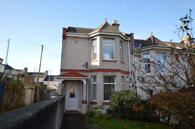 3 Bedrooms End Of Terrace House for sale in Ford Hill, Plymouth