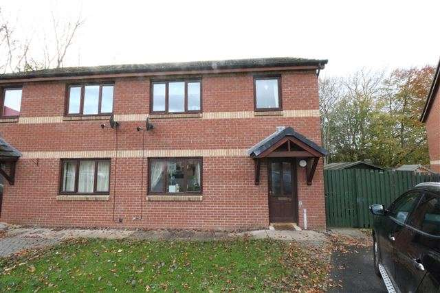 3 Bedrooms Semi Detached House for sale in Cedar Grove, Stanwix, Carlisle, Cumbria, CA3 9FG