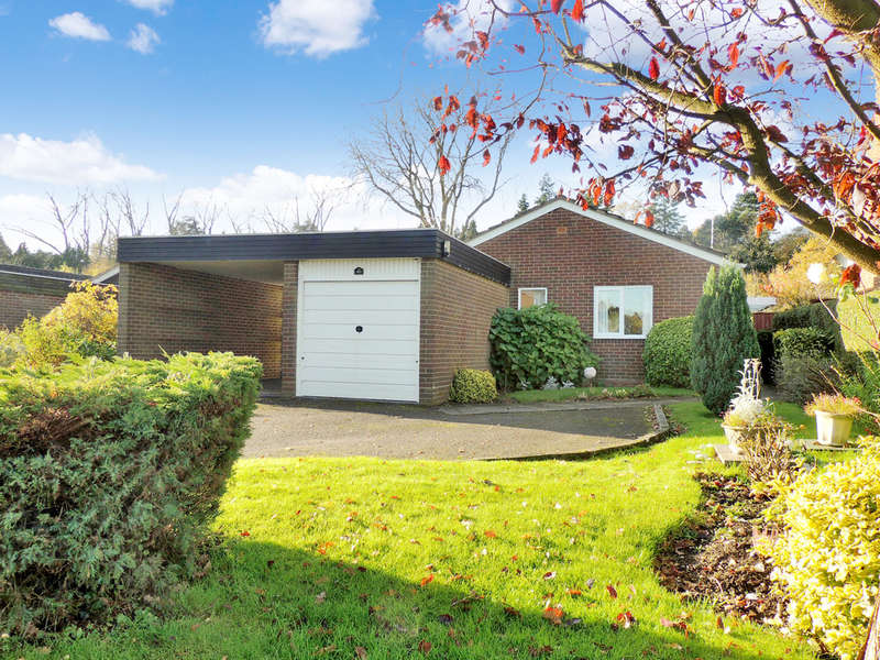 3 Bedrooms Detached Bungalow for sale in Station Lane, Lapworth, Solihull