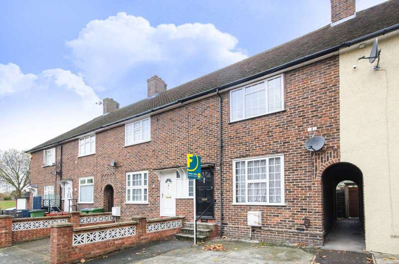 2 Bedrooms House for sale in Bournbrook Road, Kidbrooke, SE3