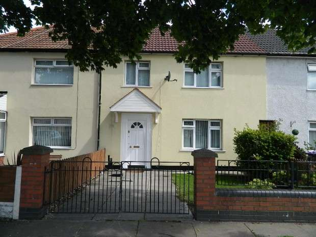 3 Bedrooms Terraced House for sale in South Cantril Avenue, Liverpool, L12