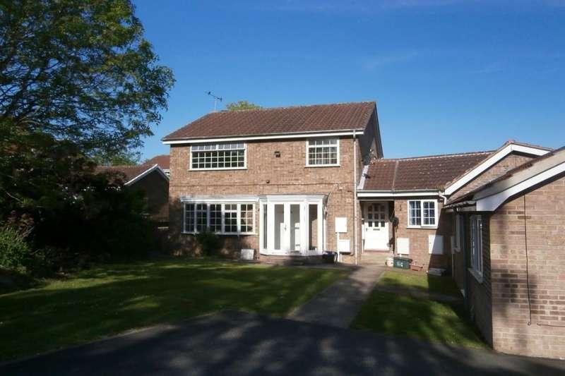 1 Bedroom Flat for rent in Cedar Walk, Campsall, Doncaster, DN6
