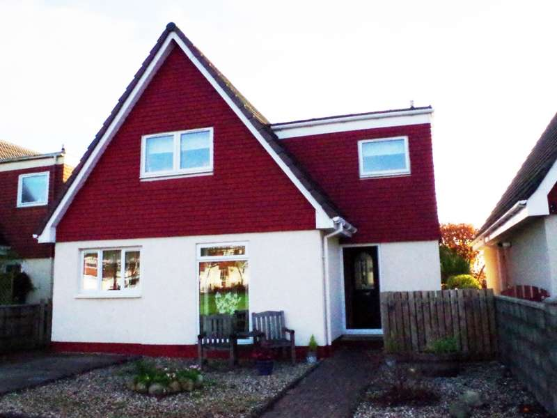 3 Bedrooms Detached House for sale in 21 Fairhaven Square, Kilwinning, KA13 6RB