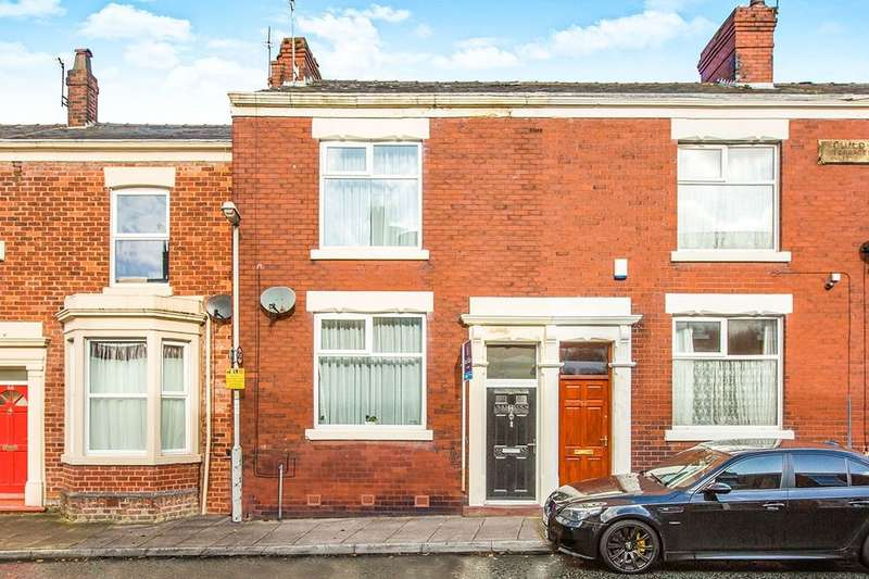3 Bedrooms Terraced House for sale in Waterloo Terrace, Ashton-On-Ribble, Preston, PR2