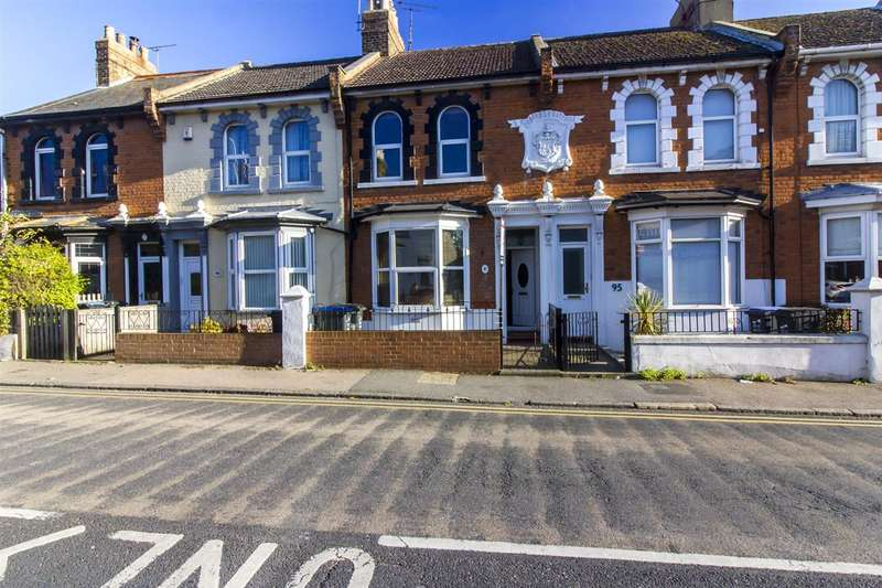 2 Bedrooms Terraced House for sale in Hereson Road, Ramsgate