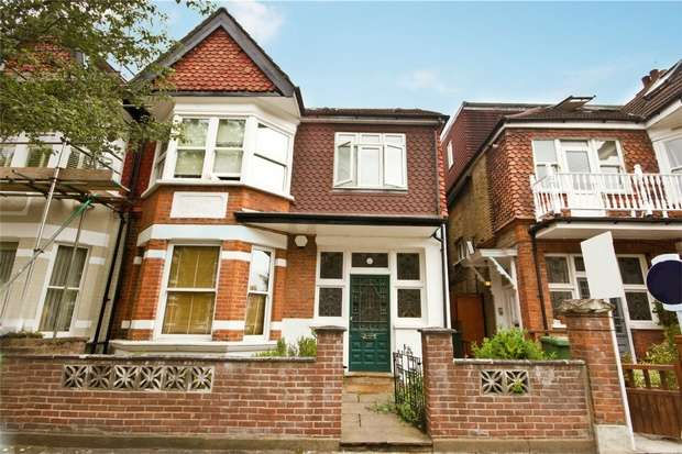 5 Bedrooms Semi Detached House for rent in King Edwards Gardens, Acton