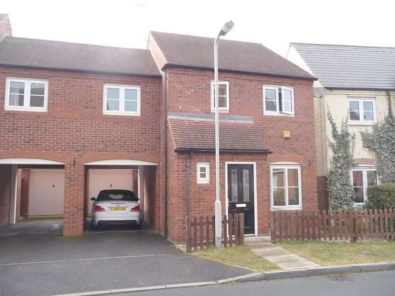 3 Bedrooms House for rent in Scott Close, Stratford Upon Avon, CV37