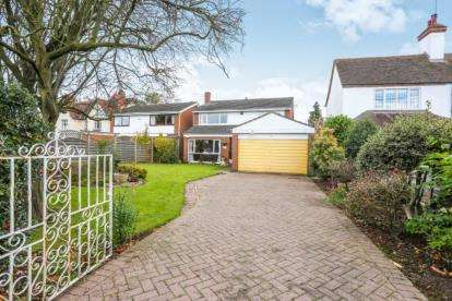 4 Bedrooms Detached House for sale in Banner Lane, Tile Hill, Coventry, West Midlands