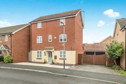 4 Bedrooms Detached House for sale in Penney Lane, Warwick