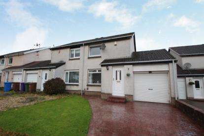 2 Bedrooms Semi Detached House for sale in Loganswell Drive, Deaconsbank