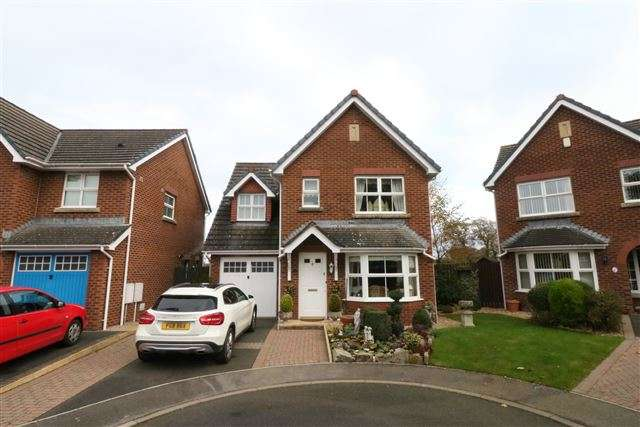 3 Bedrooms Detached House for sale in The Paddocks, Thursby, Carlisle, Cumbria, CA5 6PB