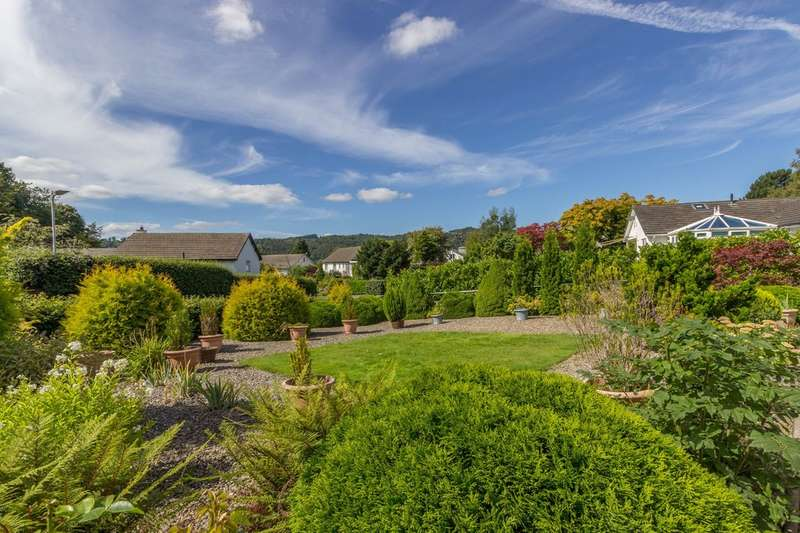 3 Bedrooms Detached Bungalow for sale in Sherwood, 15 Ferney Green Drive, Bowness-on-Windermere