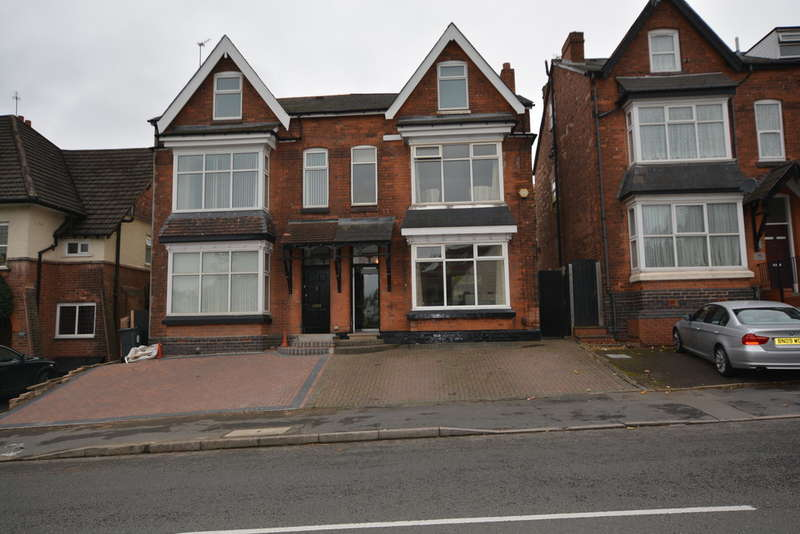 5 Bedrooms Semi Detached House for sale in Rotton Park Road, Edgbaston