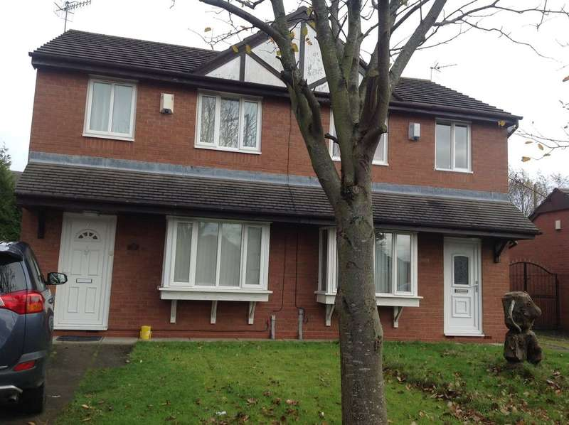 3 Bedrooms House for rent in Brampton Drive, Liverpool,