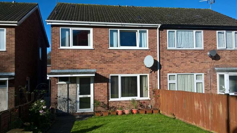 3 Bedrooms Semi Detached House for sale in Waun Fach, Cardiff