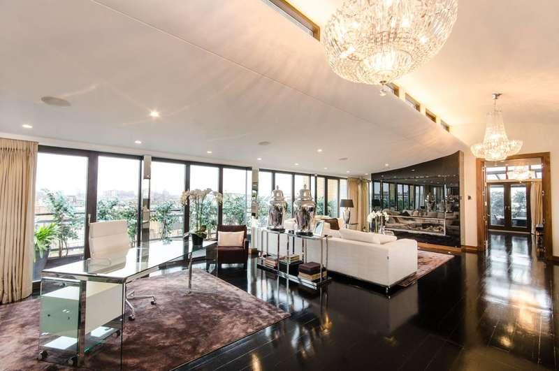 3 Bedrooms Penthouse Flat for rent in Harrington Road, South Kensington, SW7