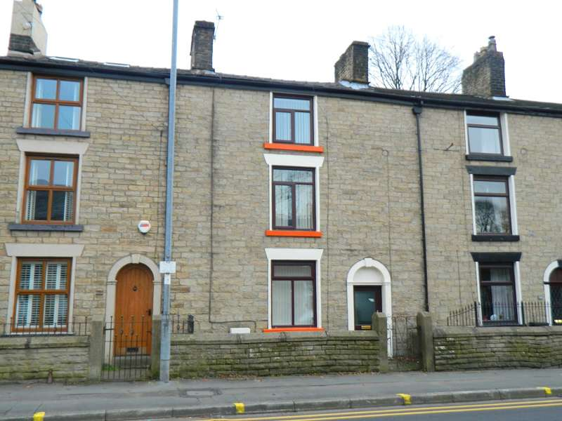4 Bedrooms Terraced House for sale in Bradshaw Road, Bolton, BL2