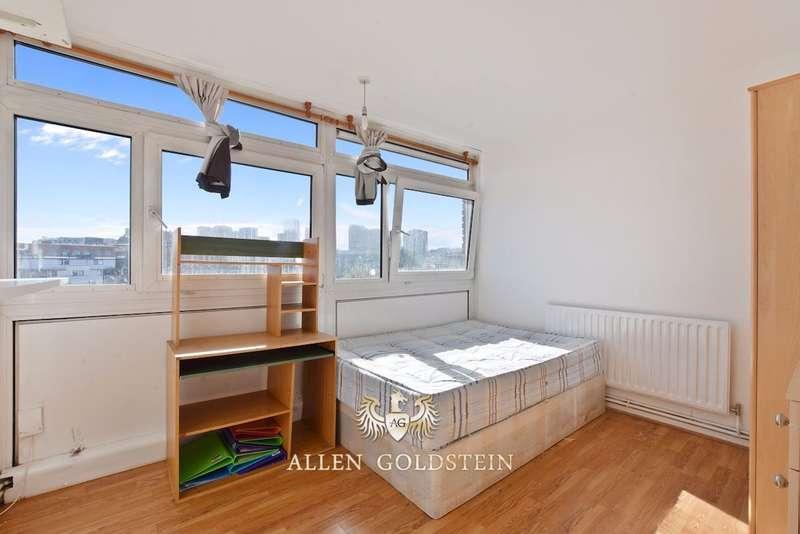 2 Bedrooms Maisonette Flat for sale in Hanbury Street E1