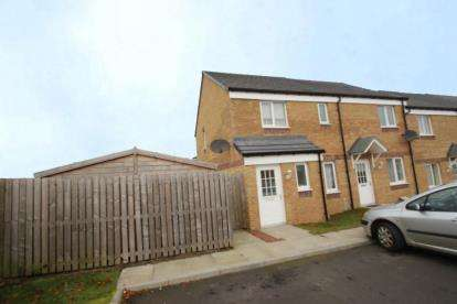 3 Bedrooms End Of Terrace House for sale in Glen Isla Drive, Carluke, South Lanarkshire