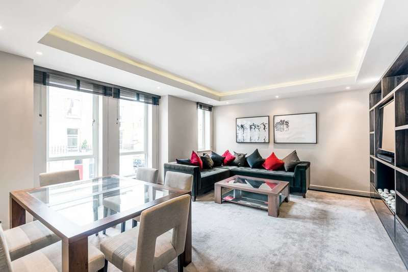 1 Bedroom Flat for sale in Tedworth Square, Chelsea, SW3