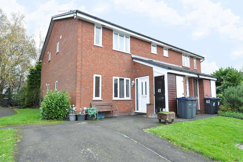 1 Bedroom Studio Flat for sale in Hawkes Close, Bournville, Birmingham, B30