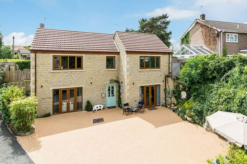 3 Bedrooms Detached House for sale in The Quarry, Off Lumby Lane, Monk Fryston, West Yorkshire, LS25 5DS
