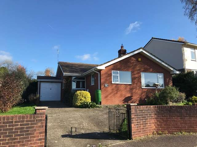 3 Bedrooms Detached Bungalow for sale in Waldens Gardens, Honiton Bottom Road, Honiton