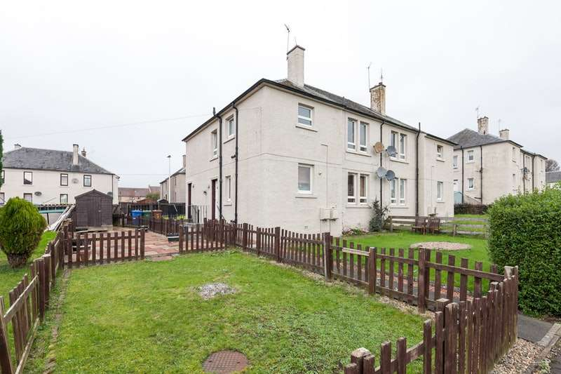 2 Bedrooms Flat for sale in Mansfield Avenue, Alloa, Clackmannanshire, FK10