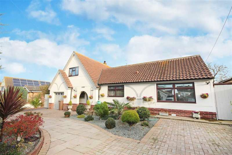 3 Bedrooms Detached House for sale in Edith Road, Kirby-le-Soken