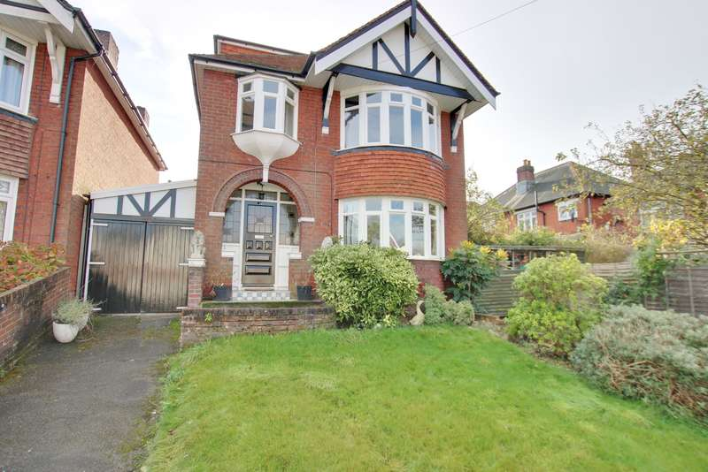 4 Bedrooms Detached House for sale in Longmore Crescent, Woolston