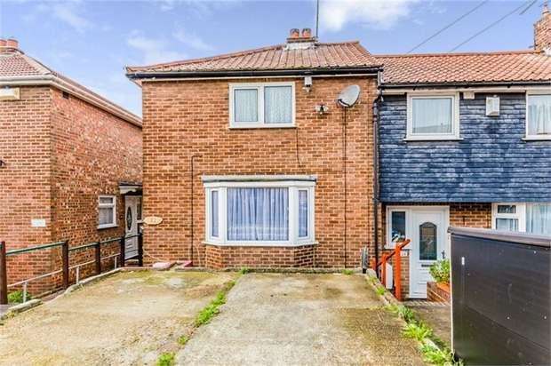 3 Bedrooms End Of Terrace House for sale in Carton Close, Rochester, Kent