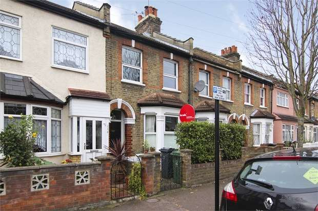 2 Bedrooms Terraced House for sale in Gosport Road, Walthamstow, London