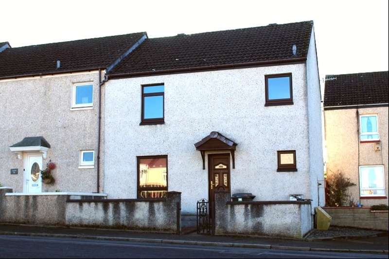 3 Bedrooms Property for sale in Drungans Drive, Cargenbridge, Dumfries, DG2