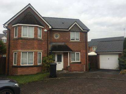 4 Bedrooms Detached House for sale in Neapsands Close, Fulwood, Preston, Lancashire
