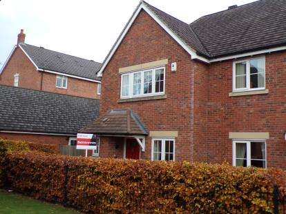 3 Bedrooms Semi Detached House for sale in Roe Gardens, Ruddington, Nottingham