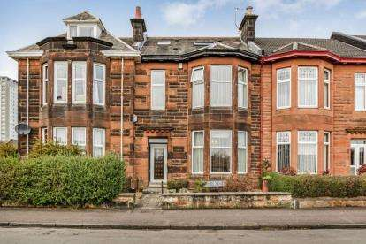 4 Bedrooms Terraced House for sale in Kinmount Avenue, Glasgow