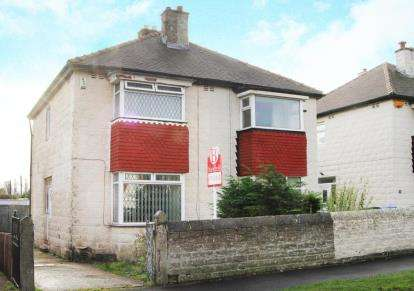 3 Bedrooms Semi Detached House for sale in Chatsworth Park Road, Sheffield, South Yorkshire