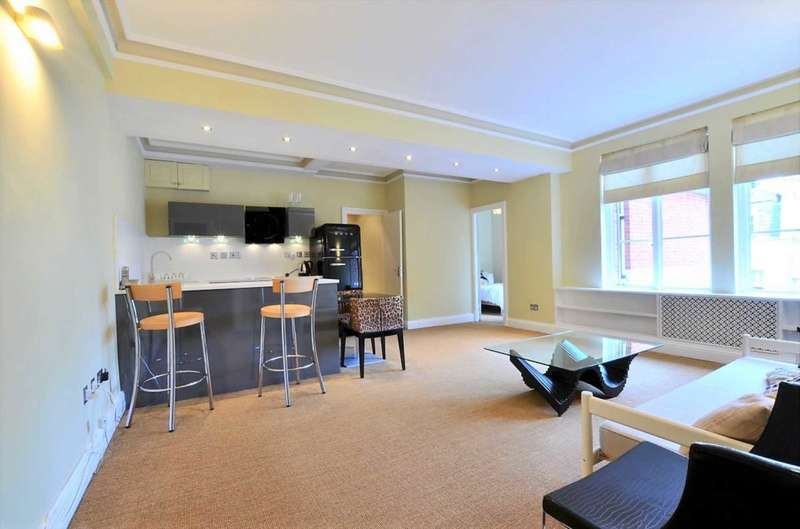 1 Bedroom Apartment Flat for sale in Hallam Street, London